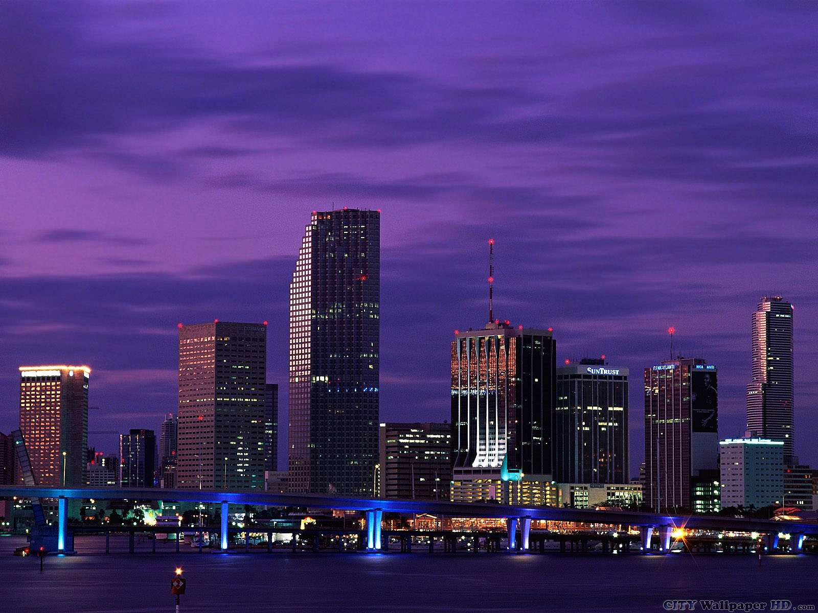 Miami Wallpaper Large Format Backgrounds Of Cities And Countries