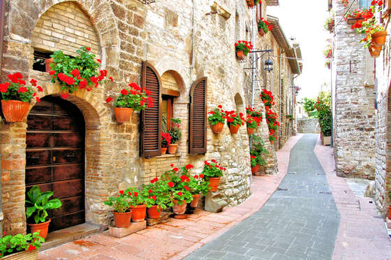 Beautiful Italy wallpaper.