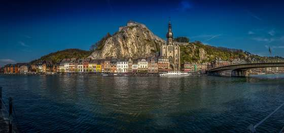Dinant Belgium Wallpaper HD.