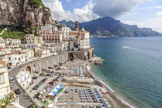 Atrani Italy wallpaper on your desktop.