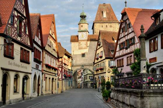 Rothenburg germany wallpaper.