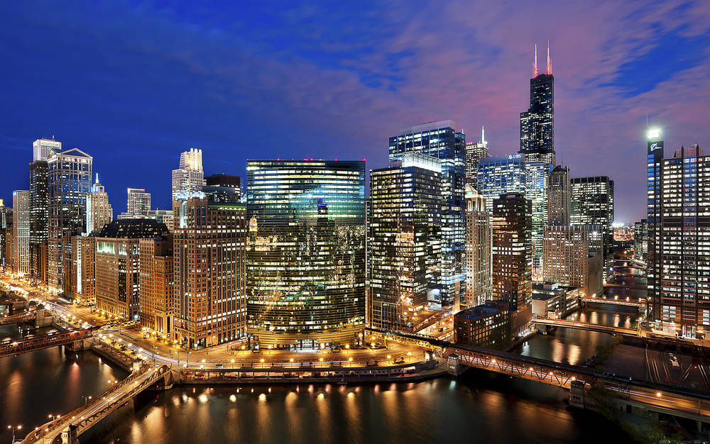 Onnipotente Chicago.