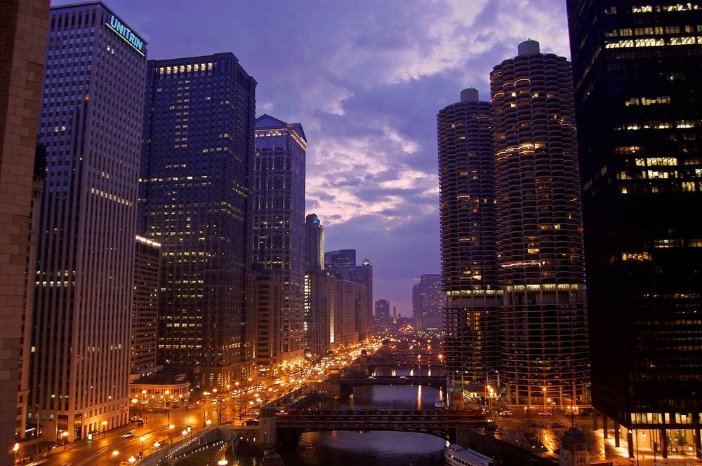 Divine Night Chicago.