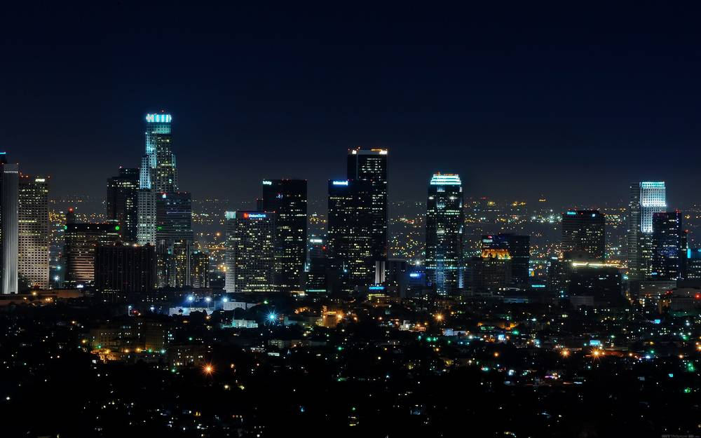 Los Angeles exceptionnelle.