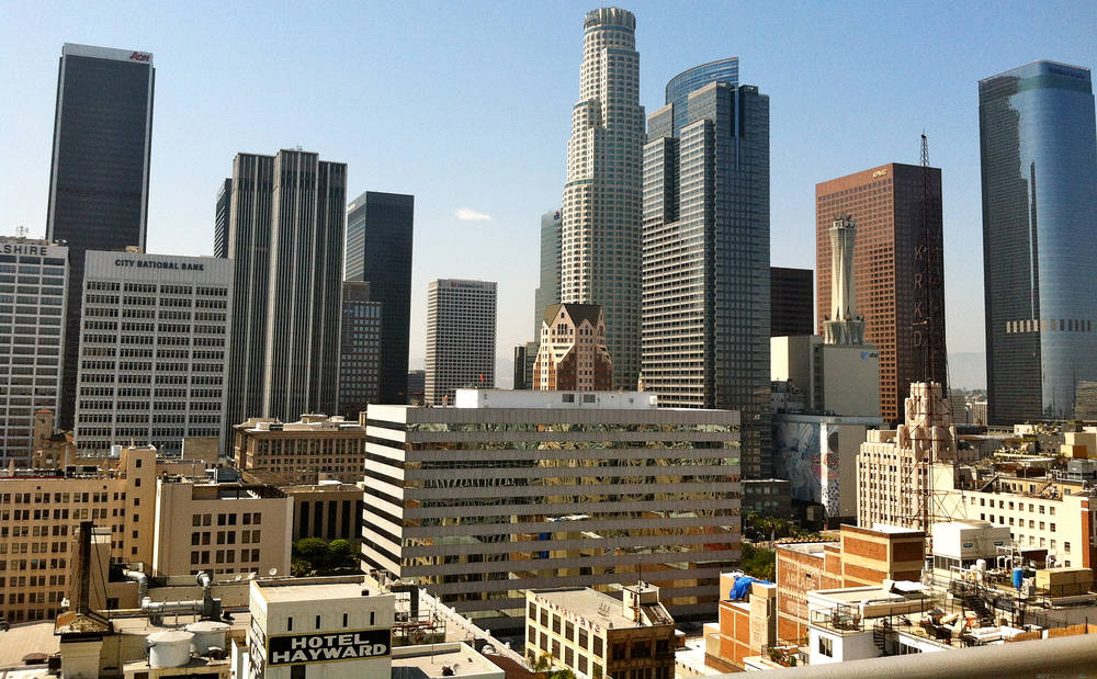 Perspectiva Los Angeles.