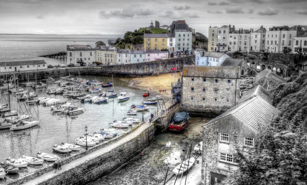 Tenby United Kingdom wallpaper.