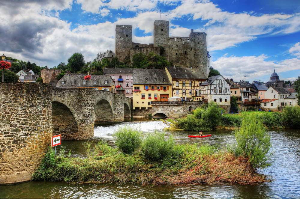 Runkel Germany wallpaper.