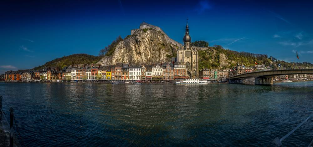 Dinant Belgio HD Wallpaper.