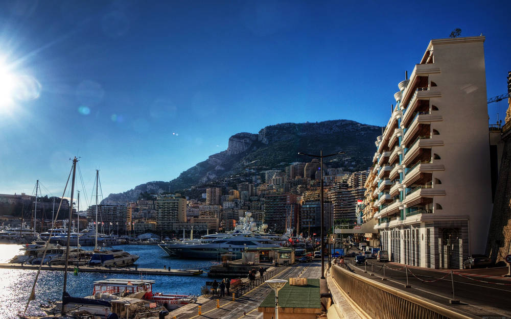 wallpapers Monte Carlo HD.