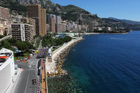 Beautiful and radiant Monaco.