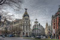 Magnificent Madrid.