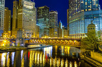 Radiant and gorgeous Chicago.