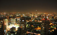 Night Bangkok.
