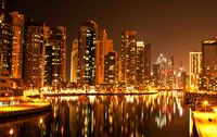 Night Dubai.