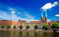Lubeck Germany wallpaper.