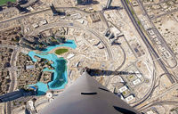Dubai is a top view.