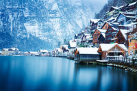 Hallstatt Austria wallpaper.