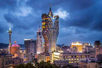 Macau China wallpaper.