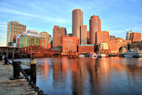 Boston wallpaper.