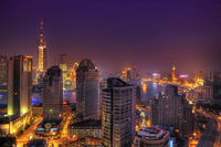 Shanghai China wallpaper.