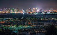 San Diego California wallpaper.