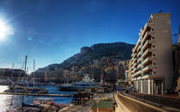 Monte Carlo HD-Wallpaper.