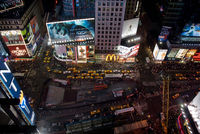 Marvelous and enchanting Times Square.